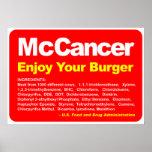 McCancer Poster