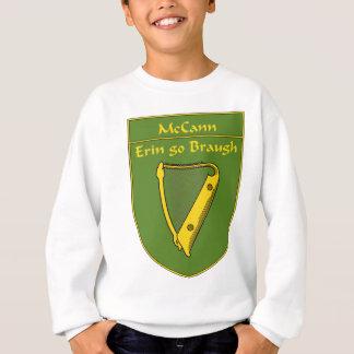 McCann 1798 Flag Shield Sweatshirt