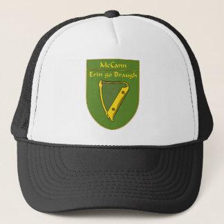 McCann 1798 Flag Shield Trucker Hat