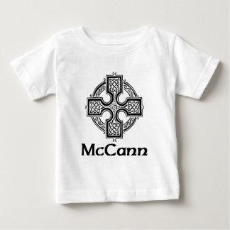 McCann Celtic Cross Baby T-Shirt