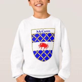 McCann Coat of Arms/Family Crest Sweatshirt
