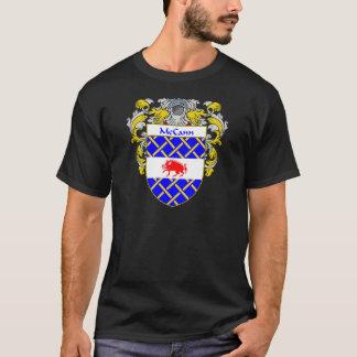 McCann Coat of Arms (Mantled) T-Shirt