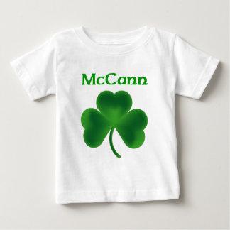 McCann Shamrock Baby T-Shirt