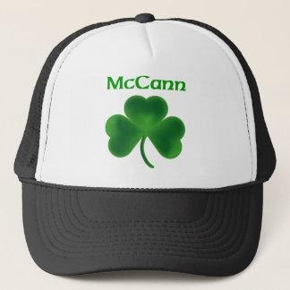 McCann Shamrock Trucker Hat