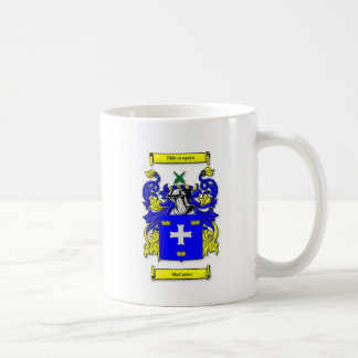 McCarter Coat of Arms Coffee Mug