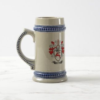 McCarthy Coat of Arms Beer Stein