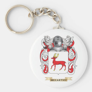McCarthy Coat of Arms (Family Crest) Keychain