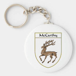 McCarthy Coat of Arms/Family Crest Keychain