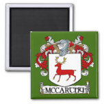 McCarthy Coat of Arms Magnet