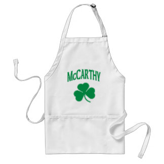 McCarthy  Irish Adult Apron