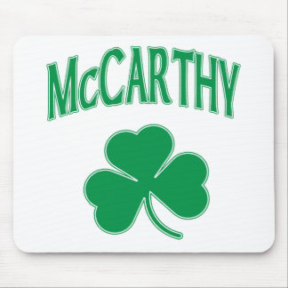 McCarthy  Irish Mouse Pad