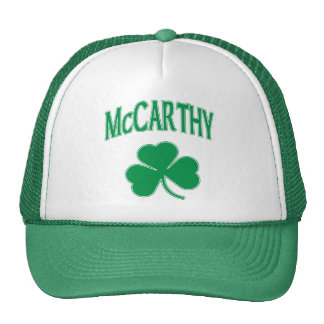 McCarthy  Irish Trucker Hat