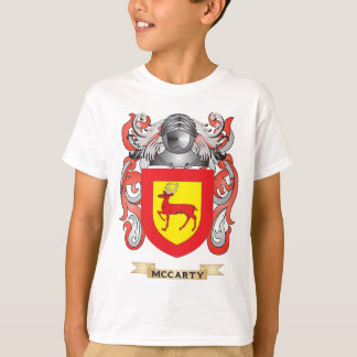 McCarty Coat of Arms (Family Crest) T-Shirt