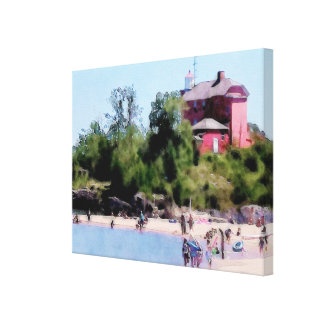 McCarty's Cove Canvas Print
