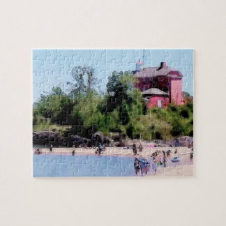 McCarty's Cove Jigsaw Puzzle