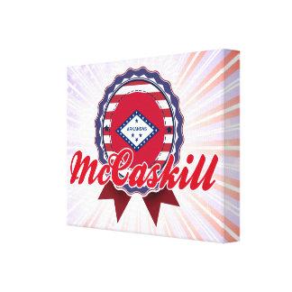 McCaskill, AR Gallery Wrap Canvas