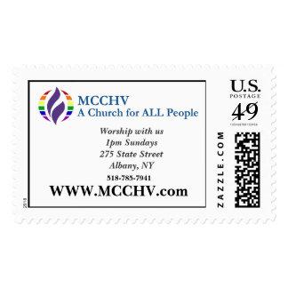 Mcchv a church1 copy, WWW.MCCHV.com Stamp