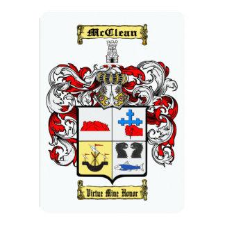 McClean Card