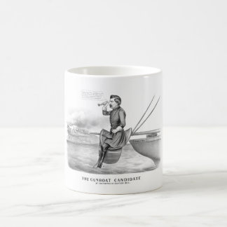 McClellan -- The Gunboat Candidate Coffee Mug
