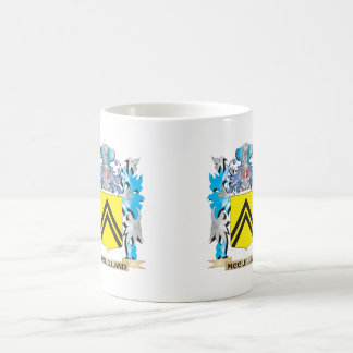 Mcclelland Coat of Arms - Family Crest Classic White Coffee Mug
