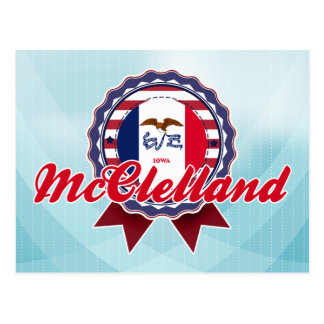 McClelland, IA Postal