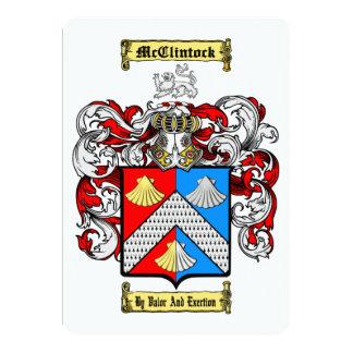 McClintock Card