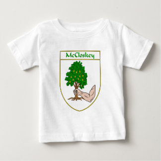 McCloskey Coat of Arms Baby T-Shirt