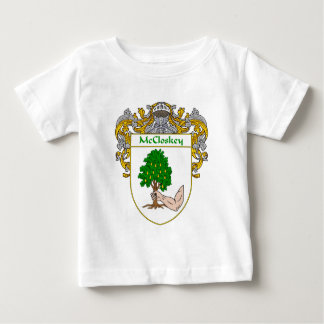 McCloskey Coat of Arms (Mantled) Baby T-Shirt