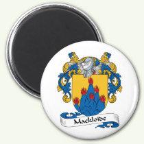 McCloud Family Crest Magnet