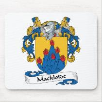 McCloud Family Crest Mousepad