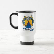 McCloud Family Crest Mug