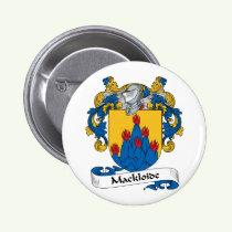 McCloud Family Crest Button