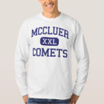 McCluer - Comets - High - Florissant Missouri T-Shirt