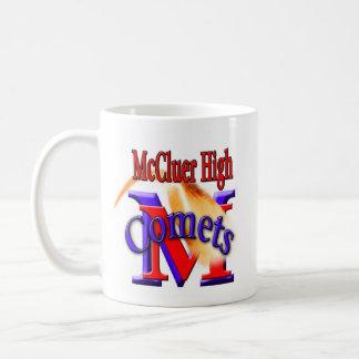 McCluer High Arched Comet Mug