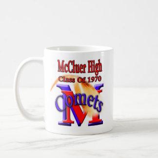 McCluer High Class of 1970 Comet mug