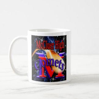 McCluer High Comet starfield Mug