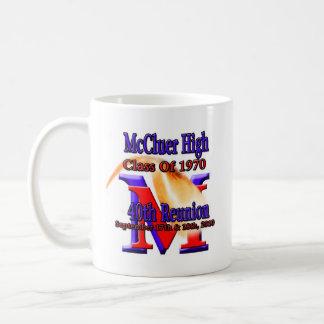 McCluer High School Class of '70 Reunion Mug