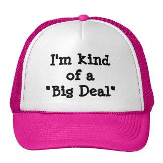 mcclunger trucker hat
