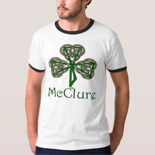 McClure Shamrock T-Shirt