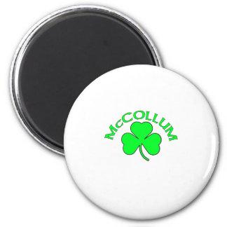 McCollum Imán Redondo 5 Cm