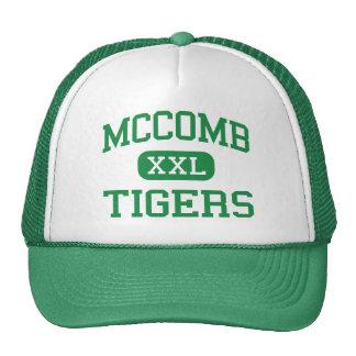 McComb - tigres - High School secundaria - McComb  Gorros