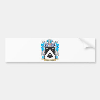 Mccombe Coat of Arms - Family Crest Bumper Sticker