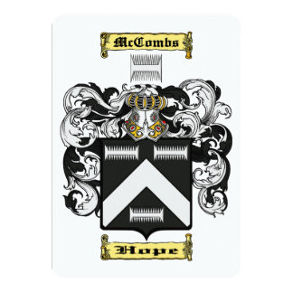 McCombs Card