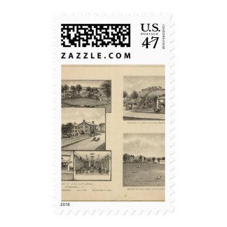 McCorkle property Stamp