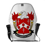 McCormack Family Crest Courier Bags