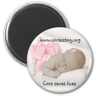 McCormick 8240 S IG, Cora ahorra las vidas, www.co Imán Redondo 5 Cm