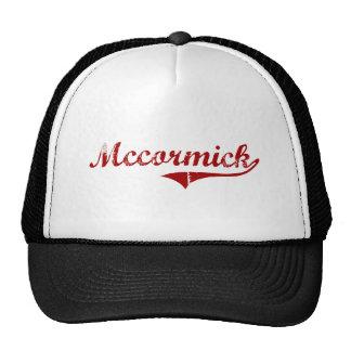 Mccormick South Carolina Classic Design Trucker Hat