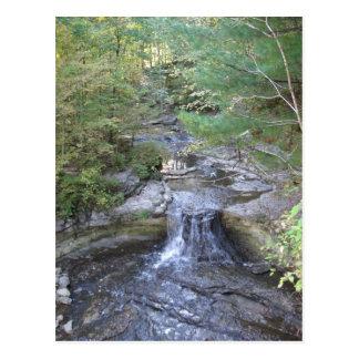 McCormick's Creek Waterfall Postcard