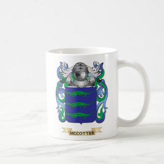 McCotter Coat of Arms (Family Crest) Mug