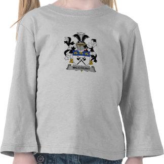 McCourt Family Crest T-shirt